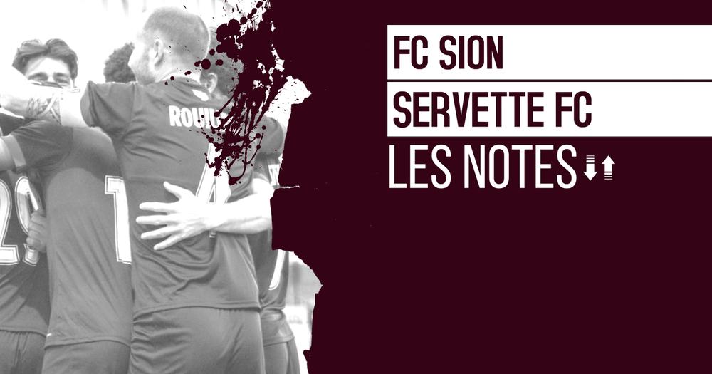FC Sion – Servette FC1-2 : Débuts I-DÉ-AUX !