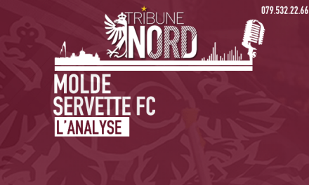 Molde FK – Servette FC | L'analyse de la rencontre