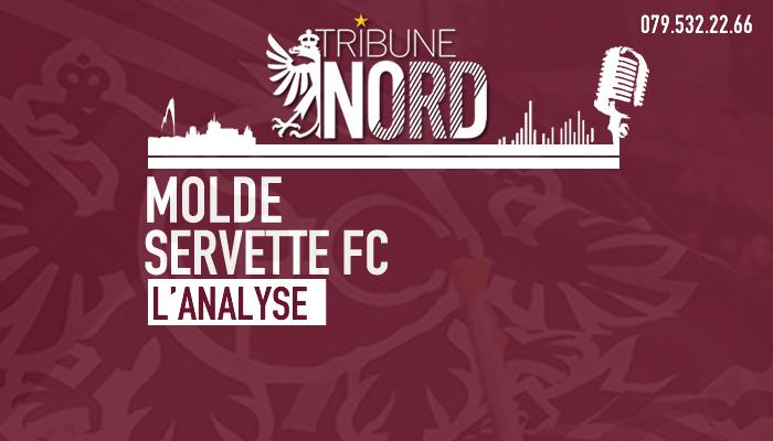 Molde FK – Servette FC   L'analyse de la rencontre