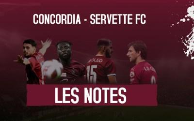 Concordia-Servette 1-4 : Qualification loin d'être facile