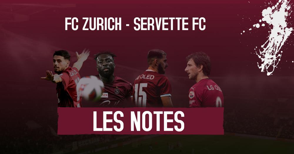 Zurich – Servette 2-2 : Un vrai choc au sommet