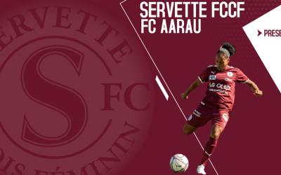 Servette FCCF – FC Aarau Frauen : Retour à la maison