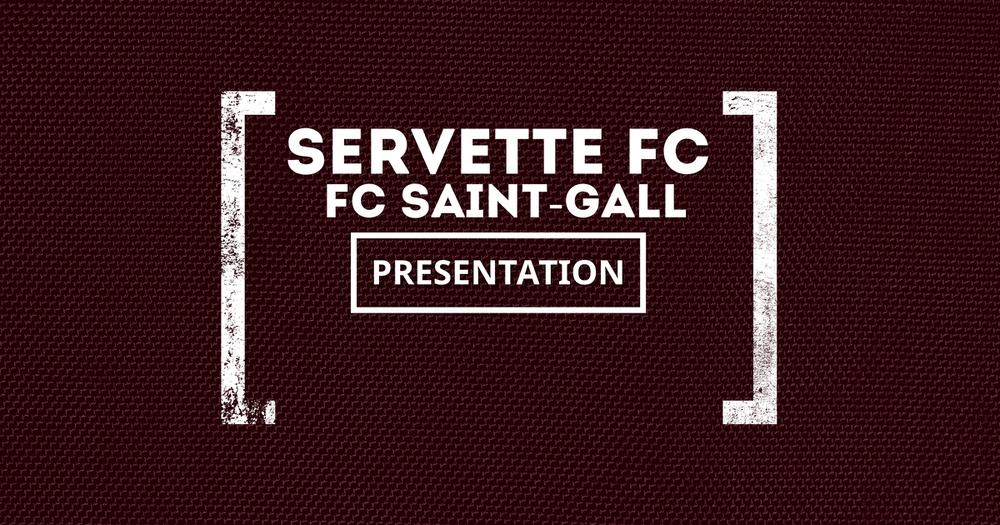 Servette-Saint-Gall: Regarder vers le haut