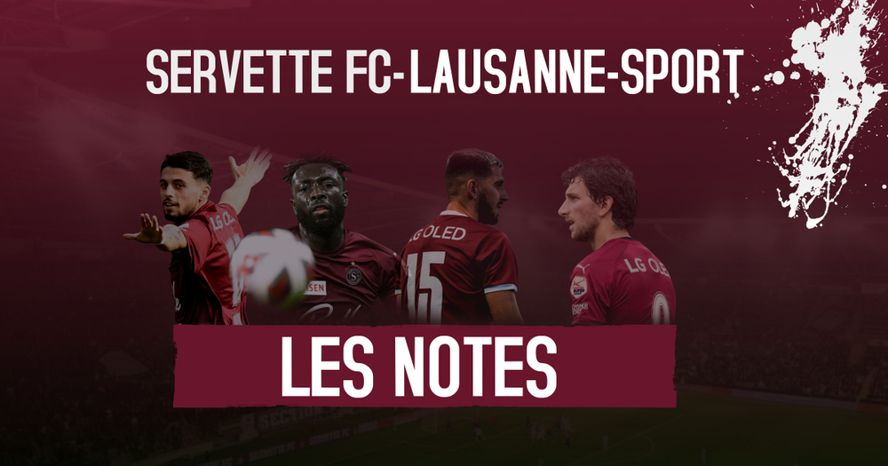 Servette – Lausanne 1-1 : Enième frustration