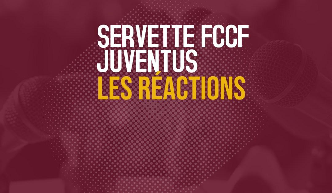 Servette FCCF – Juventus Women 0-3 | Les réactions