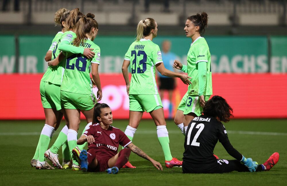 Wolfsburg – Servette FCCF 5-0 : Des Louves trop fortes
