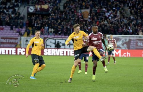 Servette FC-Young-Boys