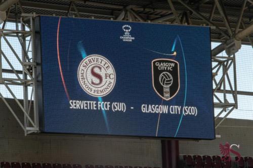 Servette FCCF - Glasgow City