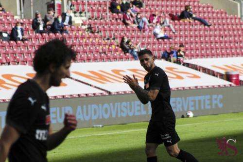 Servette FC - FC St. Gall (Coupe de Suisse)