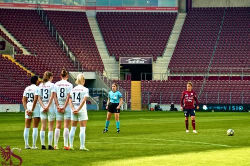 Servette FCCF - FC Zurich Frauen