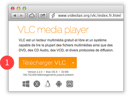 vlc media player for iptv