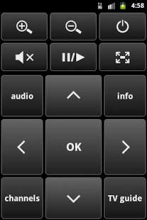IP-TV-Player-Remote