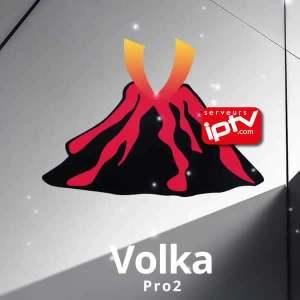Abonnement Volka tv Pro 2 H265