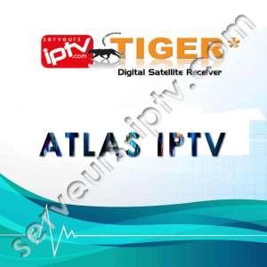 ABONNEMENT ATLAS PREMIUM IPTV POUR TOUS LES MODÈLES TIGER