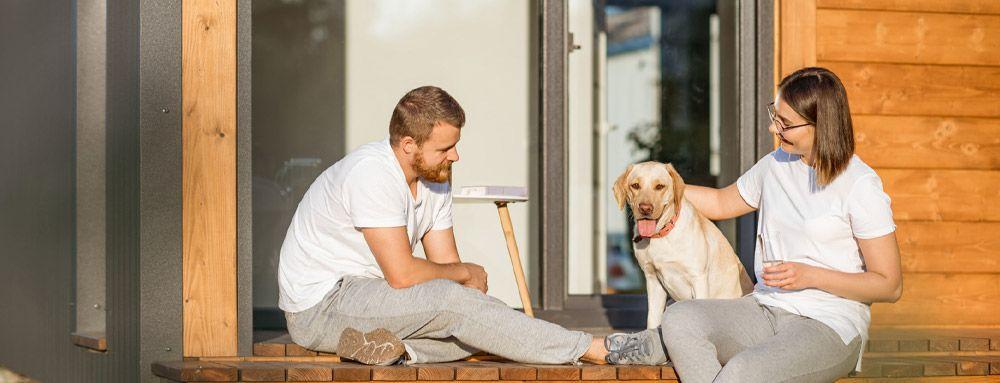 Alarmas para casa con mascotas