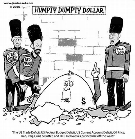 Image result for financial humpty dumpty image