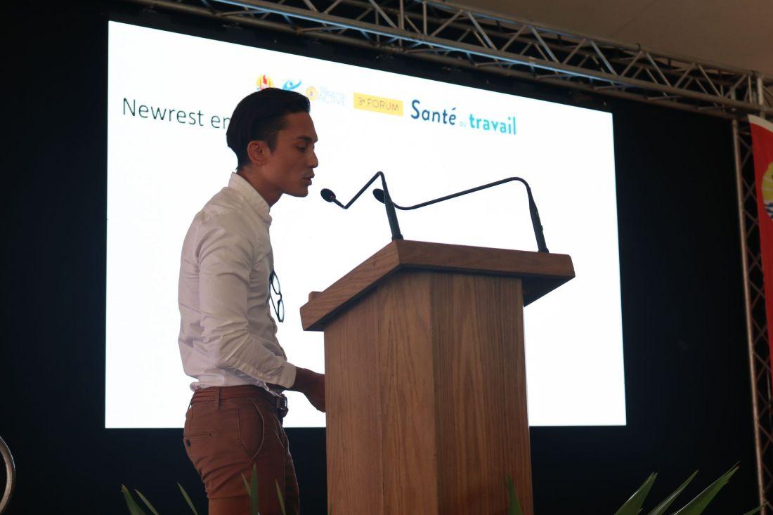 Témoignage de NewRest, signataire de la charte « Entreprise Active »