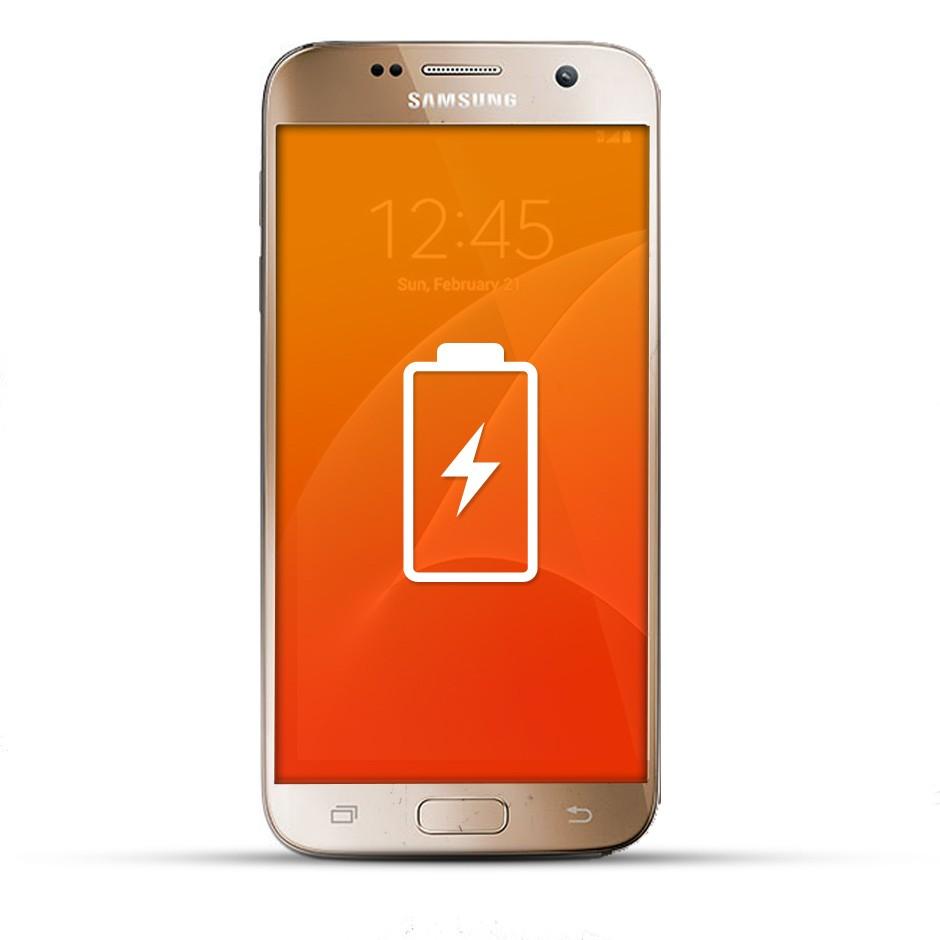 Samsung Galaxy S7 Reparatur Akku Akkutausch Service4handys