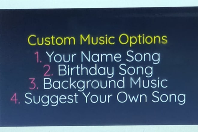 Birthday Slideshow Songs Oferta
