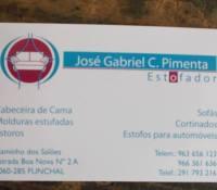 JOSE GABRIEL C. PIMENTA – ESTOFADOR