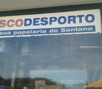PAPELARIA ESCODESPORTO-SANTANA