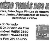 ALUIZIO TOMAZ DOS REIS – MECANICA BATE CHAPAS E PINTURA AUTO