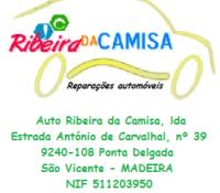 AUTO RIBEIRA DA CAMISA E PEÇAS REUTILIZÁVEIS