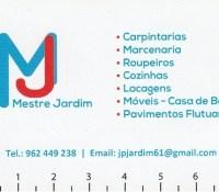 MESTRE JARDIM CARPINTARIA