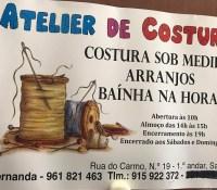 ATELIER DE COSTURA – FERNANDA