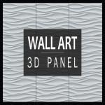 WALL ART -3D PANEL