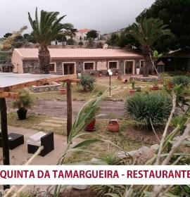 RESTAURANTE QUINTA DA TAMARGUEIRA – PORTO SANTO