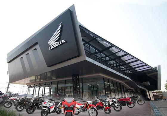 List of honda authorized bike showrooms or dealers in mysore for Honda dealership hours