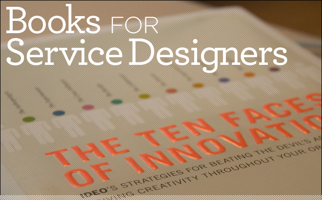 Service Design Books