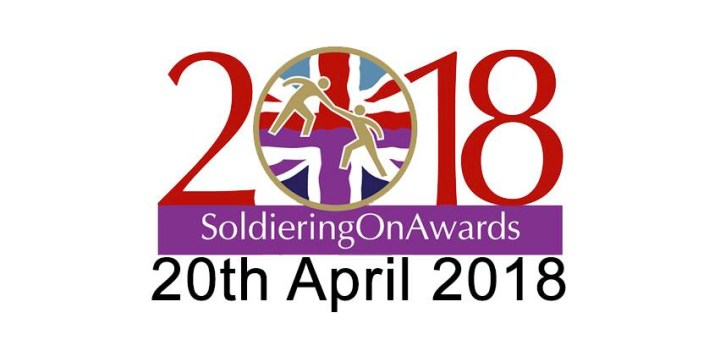 soldiering on awards 2018 finalist