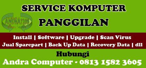 Jasa Service Komputer Panggilan di Kalimalang