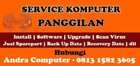 Jasa Service Komputer Panggilan di Manggarai