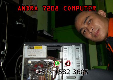 Service Komputer Pangggilan di Bekasi Cyber Park