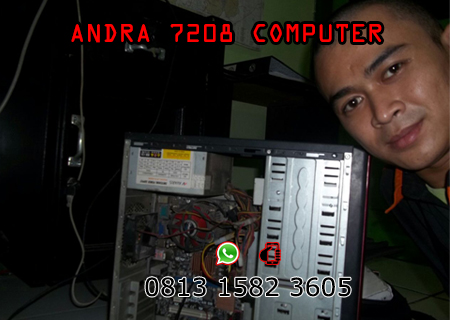 Service Komputer Panggilan di Permata Hijau