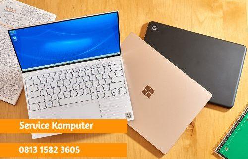 Tempat Instal Ulang Laptop