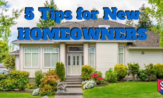 5 need to know tips for new homeowners and buyers