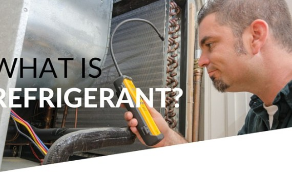 What is an Air Conditioning Refrigerant?