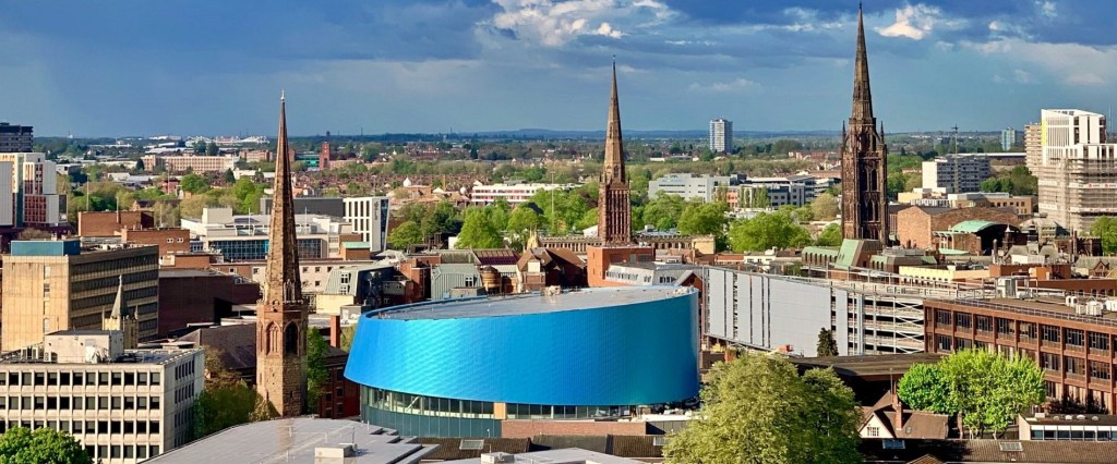 commercial office cleaning coventry