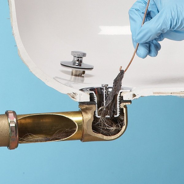 sink overflow tips to prevent water