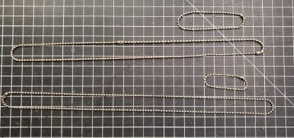 Dog Tag Chain Sets