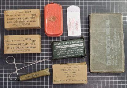 WWII Bandage Grouping Mixed Pack!