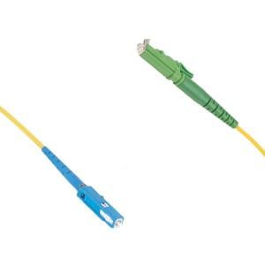 E2000/APC-MU Singlemode 9/125 simplex patchcord | E2000/APC singlemode patchcord | E2000/APC singlemode patch cord | E2000/APC patch cord | E2000/APC patchcord | MU singlemode patchcord | MU singlemode patch cord | MU patch cord |MU patchcord | E2000/APC-MU singlemode patchcord |E2000/APC- MU singlemode patch cord | E2000/APC-MU patch cord | E2000/APC-MU patchcord