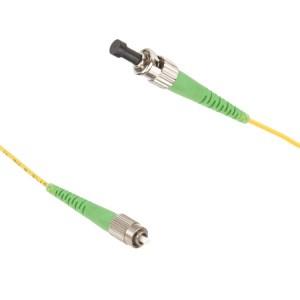 FC/APC-ST/APC Singlemode 9/125 simplex patchcord | FC/APC singlemode patchcord | FC/APC singlemode patch cord | FC/APC patch cord | FC/APC patchcord | ST/APC singlemode patchcord | ST/APC singlemode patch cord | ST/APC patch cord |ST/APC patchcord | FC/APC-ST/APC singlemode patchcord |FC/APC- ST/APC singlemode patch cord | FC/APC-ST/APC patch cord | FC/APC-ST/APC patchcord