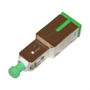 SC/APC Attenuator | SC/APC Build Out Attenuator | optical attenuator | fibre attenuator | scapc attenuator