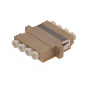 LC/PC quad Adaptor | lcpc quad adaptor | lcpc quad coupler | lc/pc quad coupler | lc/pc adaptor | lcpc adaptor | lc quad adaptor | lc quad coupler