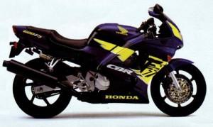 Honda CBR600F3 CBR600 F3 600F3 Manual
